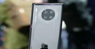 Дисплей Huawei Mate 40 может не впечатлить максималистов